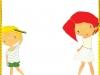 """Dibuixos del conte """"Lolo i Lola"""""""